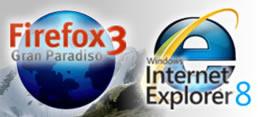 Firefox 3 vs IE8: Lista Funzioni