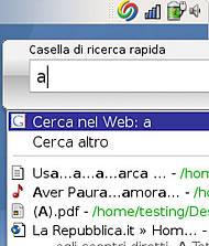 Google Desktop Linux
