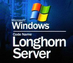 Longhorn Server CTP di Agosto