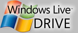 Windows Live Storage: Live Drive, Sky Drive, SDrive, Project M