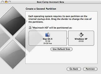 OS X, Linux e XP Insieme su Mactel